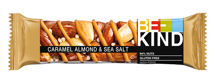 caramel almond sea salt